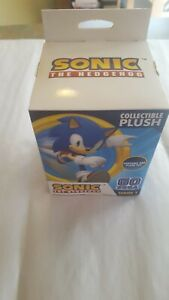 Brand New! Sonic The Hedgehog BIg Head Plush Blind Box - 5 Inch - Sega