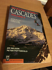 Selected Climbs in the Cascades Vol 2 Jim Nelson Guide Book Alpine Sport Routes