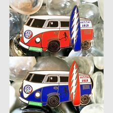 Dead and Co 2019 Summer Tour Bus 2 Pin Set