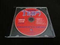 Grateful Dead Road Trips Carousel 2-14-68 Bonus Disc CD Vol. 2 No. 2 Winter 1968