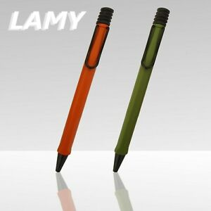 Lamy Safari Kugelschreiber origin savannah terra red