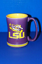 Mug Coffee Cup LSU Tigers Louisiana State University College Football Boelter