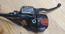 BMW F650 GS RH switch gear master cylinder