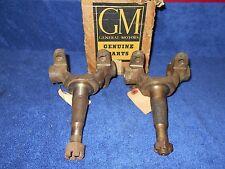 1936 CHEVY FC  STEERING KNUCKLE SPINDLES  PAIR  NICE  NOS GM  716