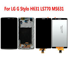 For LG G Stylo H631 LS770 MS631 LCD Display Touch Screen Frame Assembly Kit Part