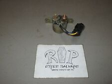 Polaris RZR 800, 900s, Starter Relay, Starter Solenoid, Tested, Good Condition