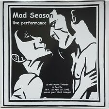 LP MAD SEASON - Live Performance