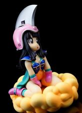 Dragon Ball Z Anime Young ChiChi Somersault cloud PVC Figure Collectible Toy