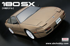 ABC HOBBY RC 1/10 SuperBody 180SX Clear Body Drift PANDORA D-like Yokomo