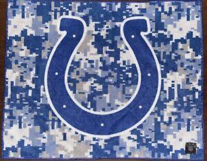Indianapolis Colts Rally Towel Camo SGA 11/8/2020 Salute To Service