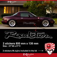 NA05A Sticker MX-5 NA Miata Eunos decal aufkleber adesivi pegatina mazda mx5