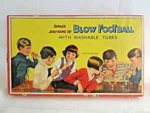 Vintage Joey Game of BLOW FOOTBALL