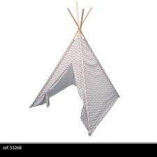 JEU JOUET TENTE INDIENNE INDIEN TIPI ENFANT CABANE JARDIN CHAMBRE MAISON 688
