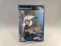 AGGRESSIVE INLINE FEAT. TAIG KHRIS SONY PS2 PLAYSTATION 2 PAL ITALIANO COMPLETO