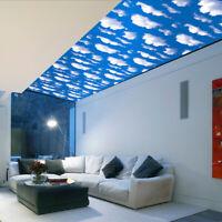 3D Vintage Sky Wallpaper Roll Vinyl Self Adhesive Wall Stickers DIY Home Decor
