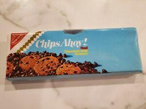 VTG Chips Ahoy Pencil Case Plastic Box