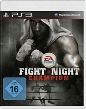 Playstation 3 FIGHT NIGHT CHAMPION * Top Zustand