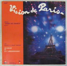 Tour Eiffell 33 tours Visions de Paris Volume 1