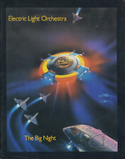 Electric Light Orchestra 1978 Tour Concert Program Tour Book Elo