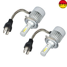 2pcs H4 LED 72W 20000LM Coche Headlight Kits Luz Bombillas Lámpara Para Camión