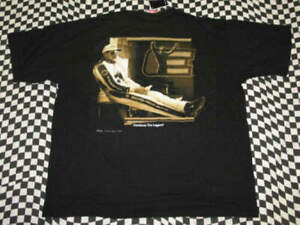 Dale Earnhardt Sr. Goodwrench The Man T-shirt - Size Adult Large (L) - NEW