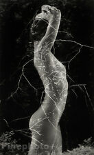 "1971/86 RUTH BERNHARD ~ ""SYMBIOSIS"" Photo Litho Plate SURREAL FEMALE NUDE Ltd Ed"