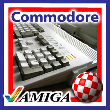 COMMODORE AMIGA 1200 KEYBOARD REPLACEMENT KEYS CAP