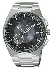 "CITIZEN SATELLITE ELEGANT HERRENUHR ""CC2006-53E""   NEUWARE"