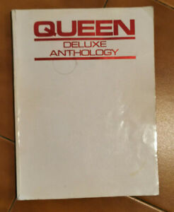 Queen deluxe anthology spartiti piano