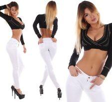 Markenlose Hosengröße 48 Damen-Jeans in Übergröße