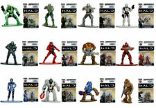 Halo Nano Metalfigs Complete Set of 12 Figurines Jada