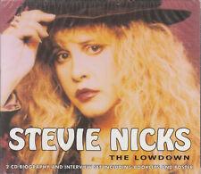 Stevie Nicks - The Lowdown  - 2 CD -  (NEU/OVP in Folie)