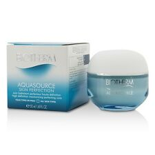 NEW Biotherm Aquasource Skin Perfection Moisturizer High-Definition Perfecting
