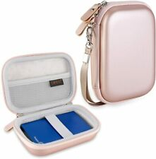 Canboc EVA Shockproof Carrying Case for WD My Passport, WD Elements Seagate 1TB