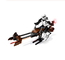 Star Wars Scout Trooper & Speeder Bike New without box