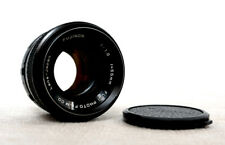 FUJIFILM FUJI FUJINON 55mm 1.8 Prime Lens for M42 fit with caps