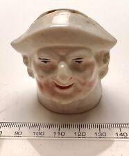 Antique George III Staffordshire Money Box - circa 1820 - Man with Tricorn Hat