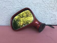 00156 BMW E36 2000 Z3 OEM LEFT SIDE POWER MIRROR WITH GLASS INTACT