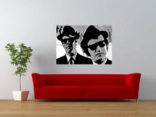 BLUES BROTHERS JAKE ELRON COOL DUDES GIANT ART PRINT PANEL POSTER NOR0585