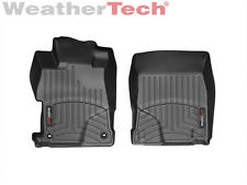 WeatherTech FloorLiner - Honda Civic Sedan - 2012-2013 - 1st Row - Black