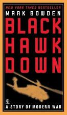 Black Hawk Down : A Story of Modern War by Mark Bowden (2001, Paperback)