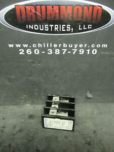 MARATHON 1423553 175 AMP CU 135 A AL 3 POLE DISTRIBUTION TERMINAL LUG SET 2/0 #6