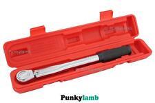 """3/8 """"pulgadas trinquete Drive Torque Wrench Serie 5 - 80 Ft Lb Garage Taller Herramienta"""