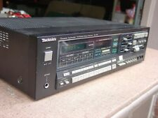 Technics SA-956 1990's 2-Channel Quartz Synthesizer Stereo Receiver Japan