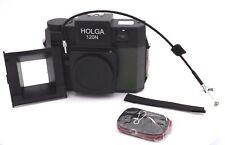 Holga 120N Green Pinhole W/ Holgamod Cable Release