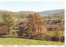 Yorkshire Dales Postcard - Swaledale - Reeth - Ref 8512A
