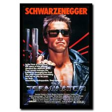 The Terminator 24x36inch 1984 Classic Movie Silk Poster Wall Decoration Hot