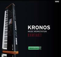 SoundFonts KORG KRONOS SAMPLE LIBRARY Ableton Live Logic Pro X Cubase Reason 11