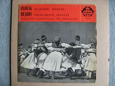 Dvorak Slavonic Dances & Brahms Hungarian Dances LP - Ace Of Clubs – ACL 23
