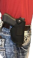 """THE ULTIMATE OWB NYLON GUN HOLSTER FOR WALTHER P-22 WITH 5"""" BARREL"""